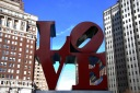 Philadelphia Love by Robert Indiana