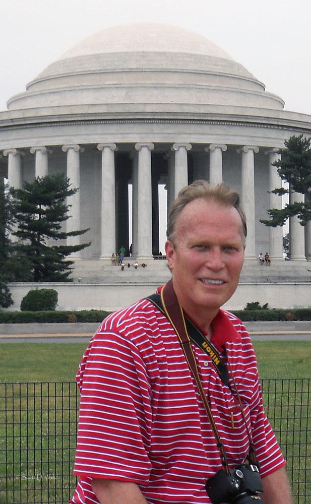 Scott D Welch - Jefferson Memorial