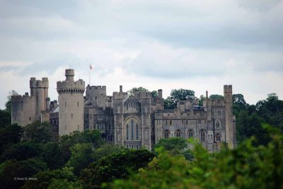 Arundel Castle by Scott D Welch