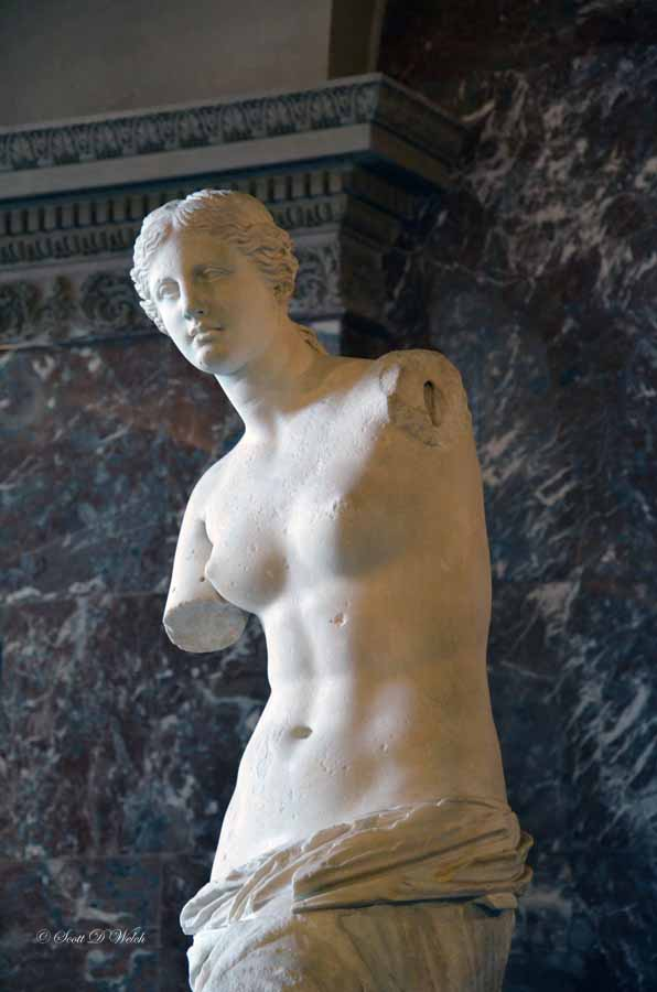 Venus di Milo - Musee du Louvre