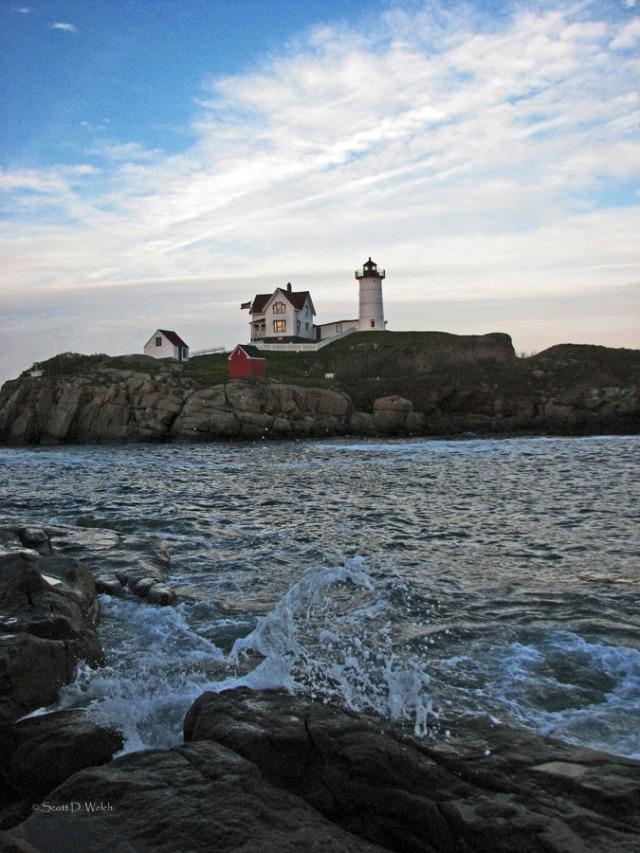 Nubble Light Cape Neddick Maine
