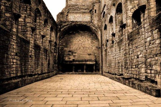 Great Hall - Arundel Castle England