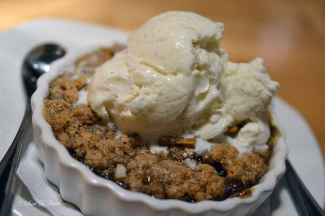 Apple Chai Cobbler