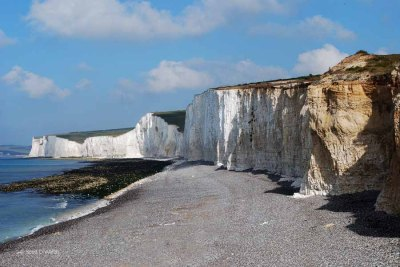 Seven Sisters - Viewing North