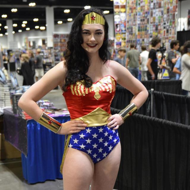 Wonder Woman (Diana Prince) - Tampa Bay ComicCon