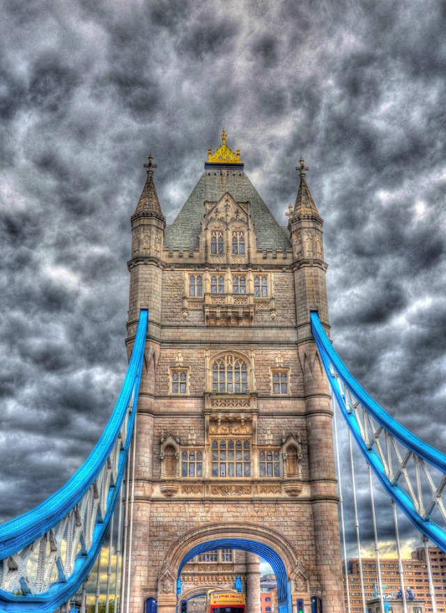 London Bridge HDR
