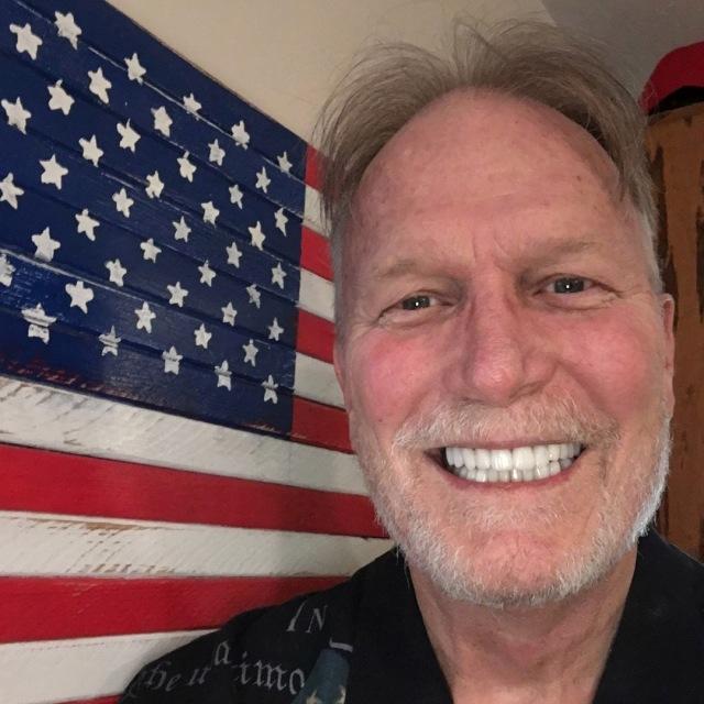 Scott D Welch - US Flag
