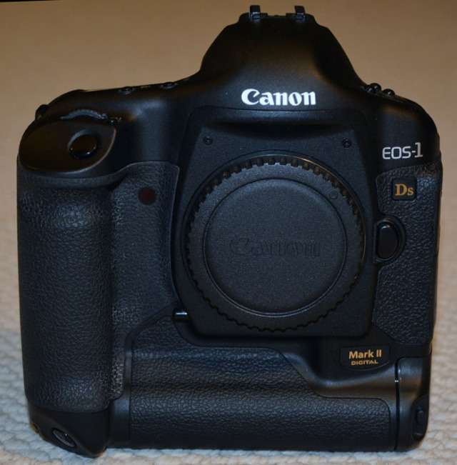 Canon Mark II EOS