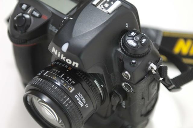 Nikon D2x Nikkor AF-D 50mm f1.8