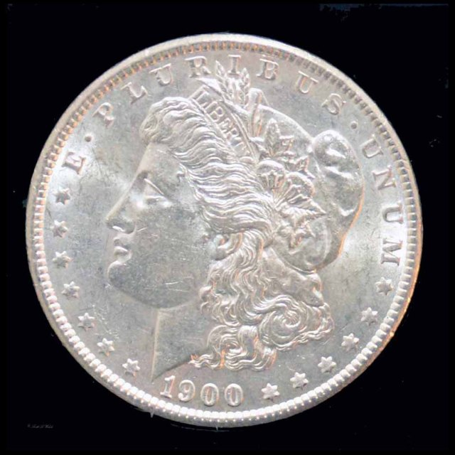1900-Morgan Silver Dollar