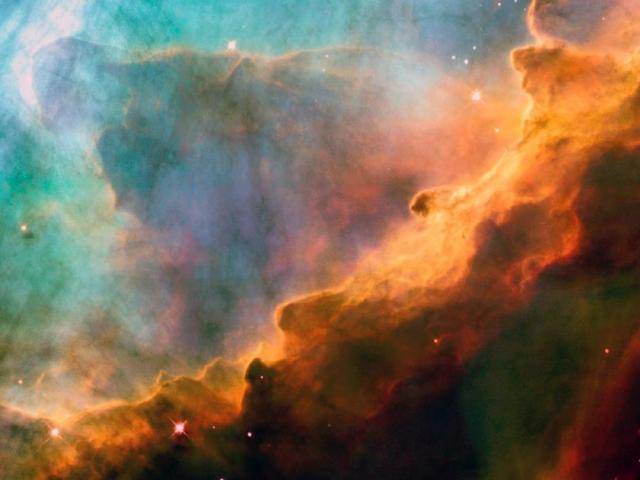 Swan Nebula NASA ESA J Hester ASU