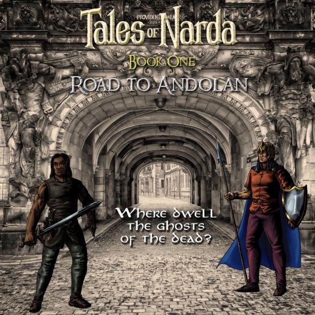 Narda - tunnel ghosts sq Palo Arestor
