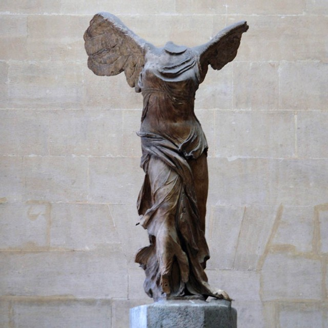 Winged Victory - Scott D Welch - Certain Points of View