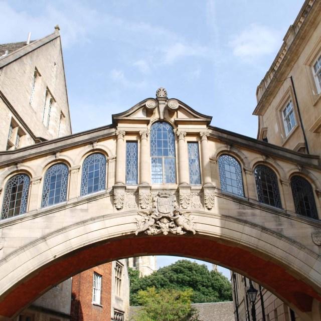 Hertford Bridge - Bridge of Sighs - Oxford